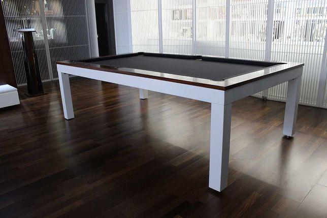 Bilhar Snooker Império com Tampo jantar - Bilhares Capital
