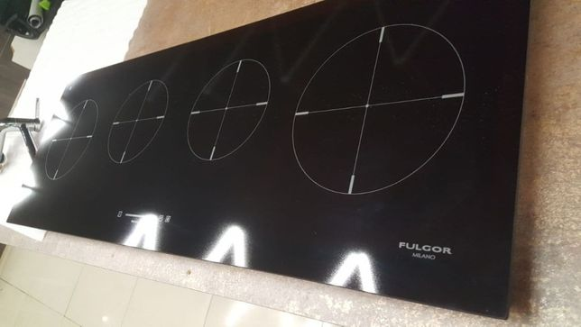 -50% ИНДУКЦИЯ! Новая Варочная Fulgor Milano Panorama CH 1004 ID TS BK