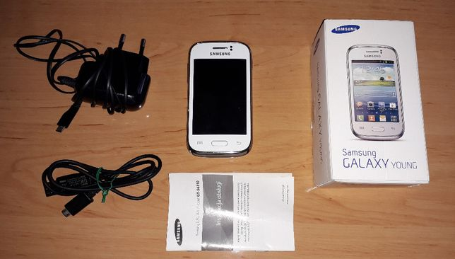 Samsung Galaxy Young GT-S6310 Biały