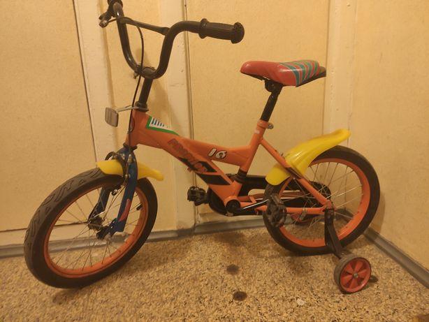 Велосипед 16 размер