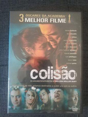DVD Colisão