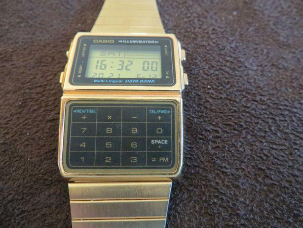 Relógio Casio Calculadora Vintage