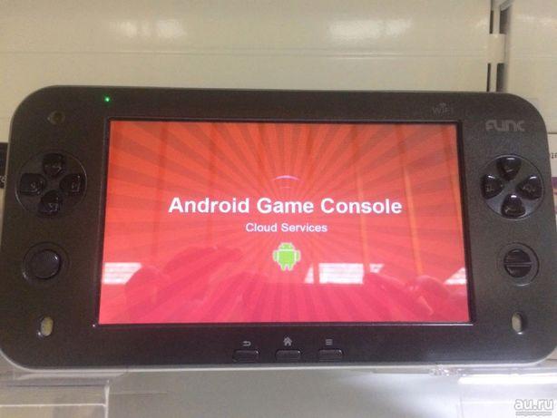 игровая консоль-планшет