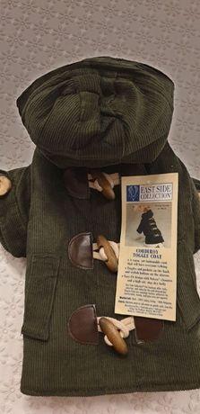 Ubranko dla psa ciepła kurteczka na misiu r. XS