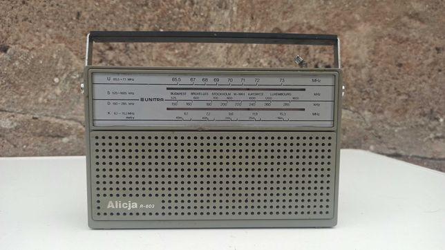 Radio Unitra Alicja Prl