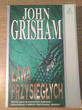 John Grisham - Ława przysięgłych