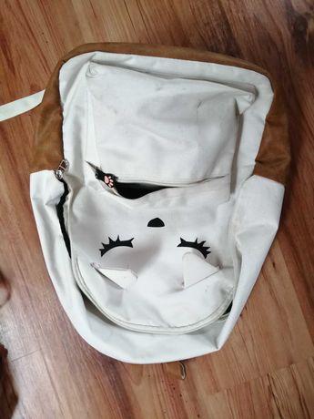Śliczne plecaki do szkoły