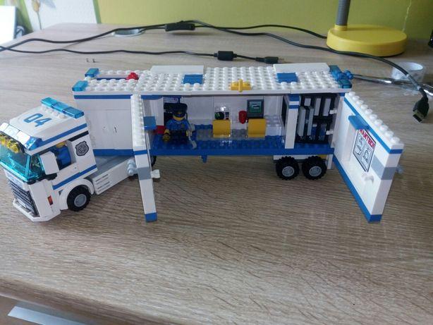 Lego city 60044 zestaw