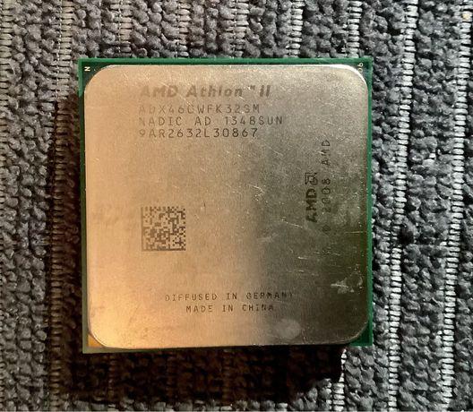 Процессор AMD Athlon II X3 460 3,4GHz sAM3 Tray 95w (ADX460WFK32GM)