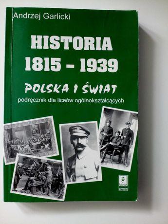 Historia 1815...1939 POLSKA I ŚWIAT