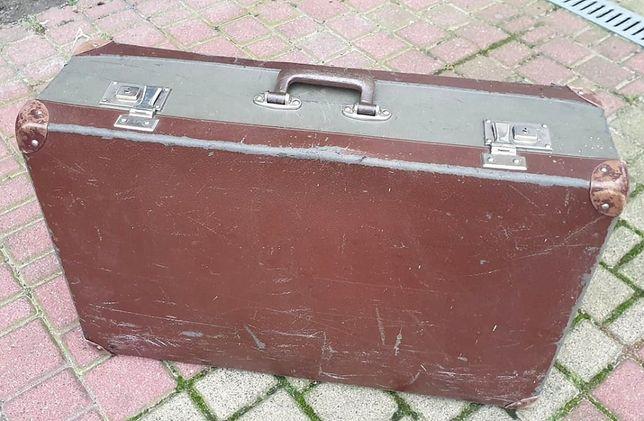 Kufer Walizka Retro - Pojemnoć około 100l