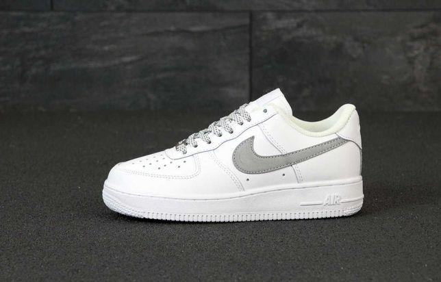 Женские кожаные кроссовки Nike Air Force купить на олх (7 видов)