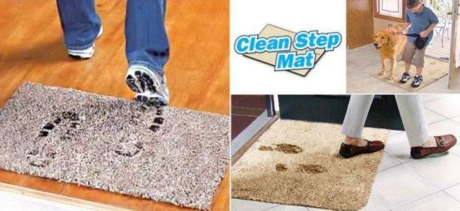 Супервпитывающий коврик Clean Step Mat в прихожую