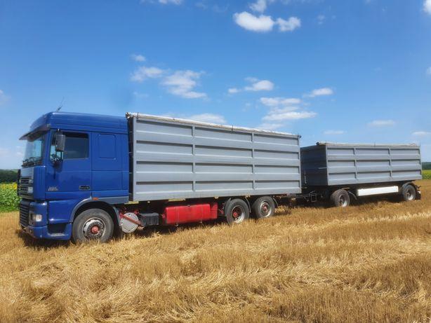 DAF xf95 контейнеровоз