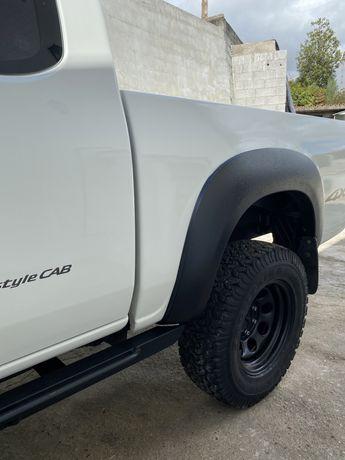 Body lift Mazda Bt50