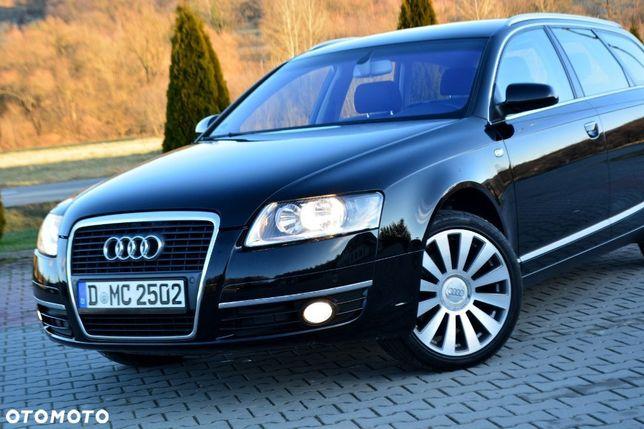 Audi A6 2.0TDI 140km / 6 Biegów / Oryginalny Lakier / Piękna / Z Niemiec!