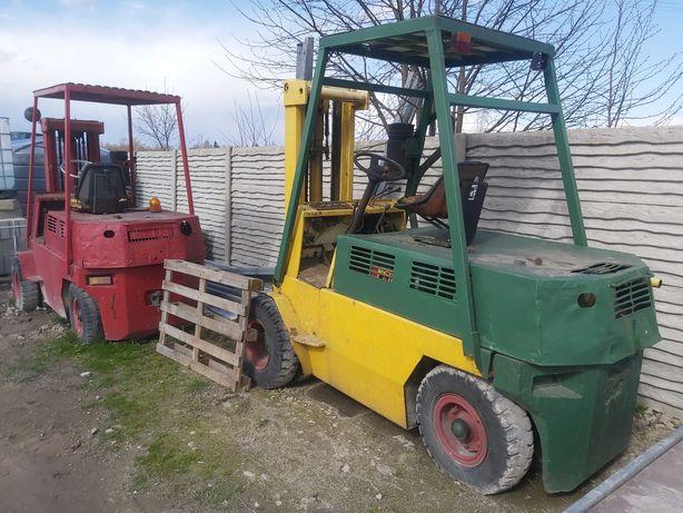 wózek widłowy BUŁGAR Balkancar 3.5 T Diesel Perkins 3-cylindry 2 SZT.