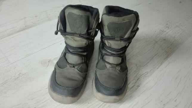 Buty za kostke jesienne/zimowe