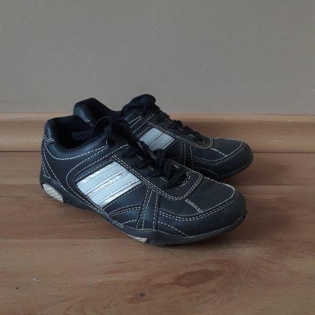 buty dziecięce, sznurowane, rozmiar 32