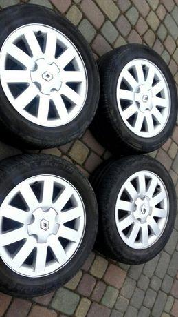 "Alufelgi Renault 16"""