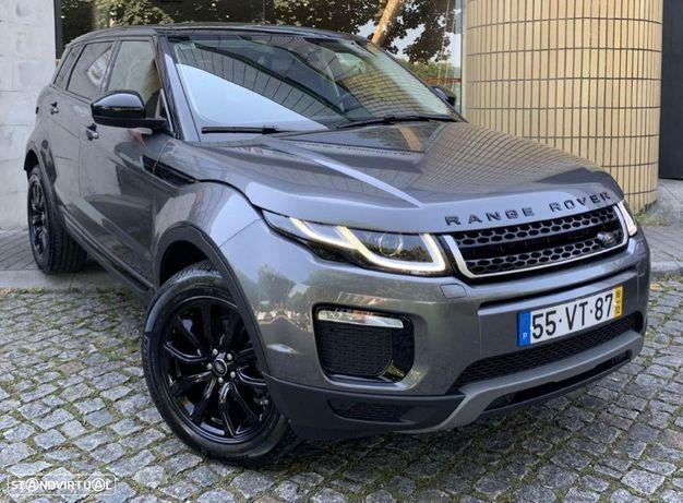 Land Rover Range Rover Evoque black edition