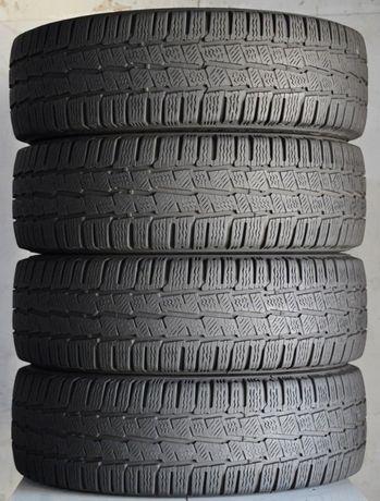 195/65 R16С 102/104R Michelin Agilis Alpin Грузовые шины б/у из Европы