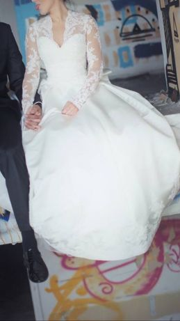 Suknia ślubna Aire Barcelona Kate