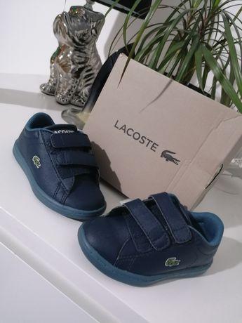 Buty lacoste dziecięce 23