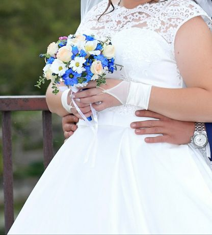 Продам свадебное платье 48 - 54