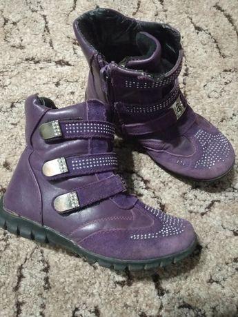 Весенние ботинки 31 размер 19 см