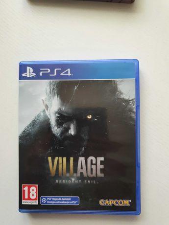 Resident Evil Village ps4, Cyberpunk ps4
