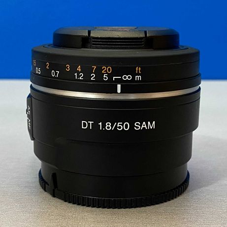 Sony DT 50mm f/1.8 SAM