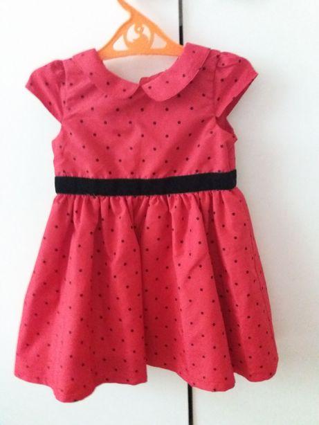 Нарядное платье Carter's