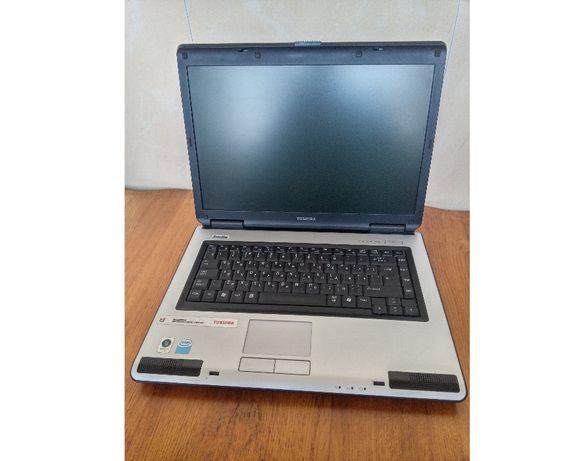 Надежный бюджетный ноутбук Toshiba для школьников