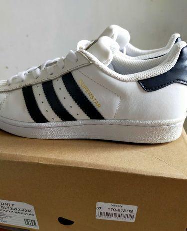 Кросівки Adidas superstar оригінал 37 см