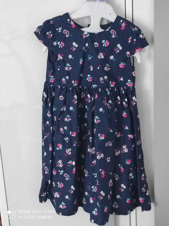 Letnia sukienka dziewczęca