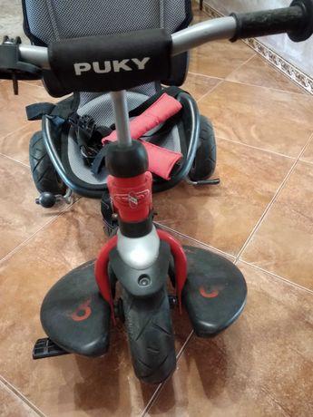 Детский велосипед Puky cat s3