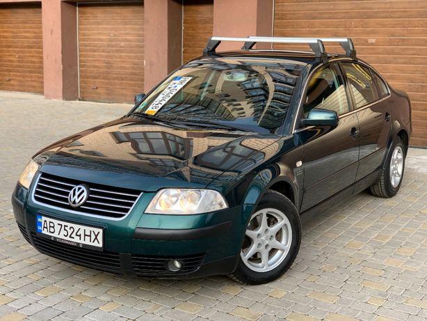Volkswagen Passat 1.6MPI СВЕЖЕПРИГНАН! Не крашен! 180 родного!