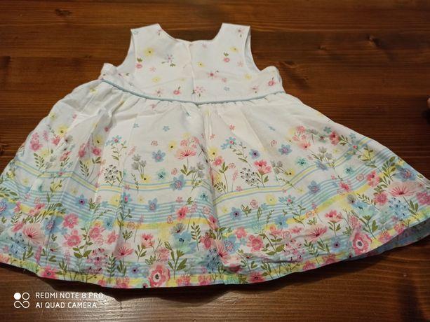 Okazja! Śliczna sukienka dla dziewczynki