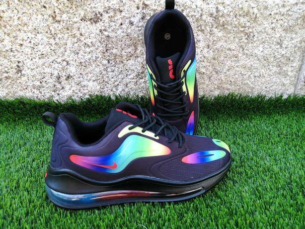 Nike Air Max Zephyr pretos