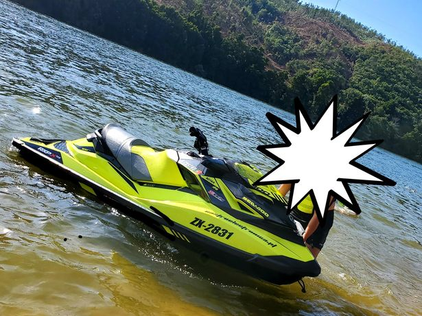 SEA DOO RXP 300 RS