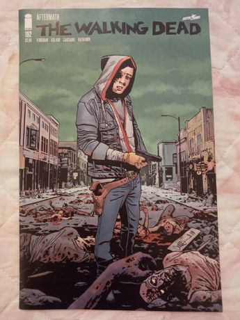 The Walking Dead nr 192 - 1st printing