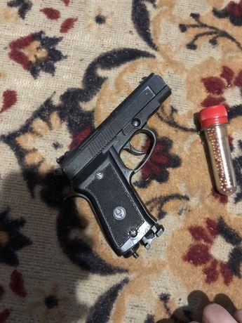 Пистолет пневматический для страйкбола Аникс 101