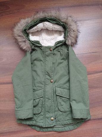 Демисезонная парка куртка Old navy 98 см