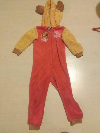 Kombinezon Psi Patrol piżama dziewczęca 104/110