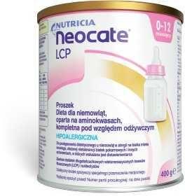 Mleko Neocate LCP 0-12 oryginalnie zapakowane nowe