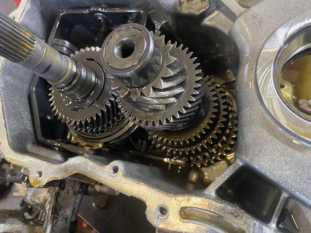 Ремонт МКПП, механічних коробок передач, КПП, роздаток, редукторів