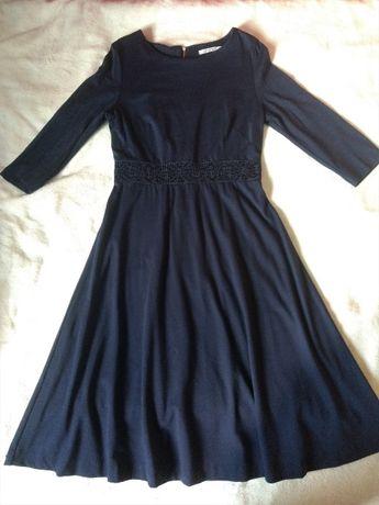 Dzianinowa sukienka Quiosque, rozmiar 40