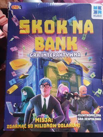 Gra skok na bank gra interaktywna