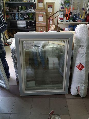 Okno inwentarskie 100x80, dimex okna inwentarskie